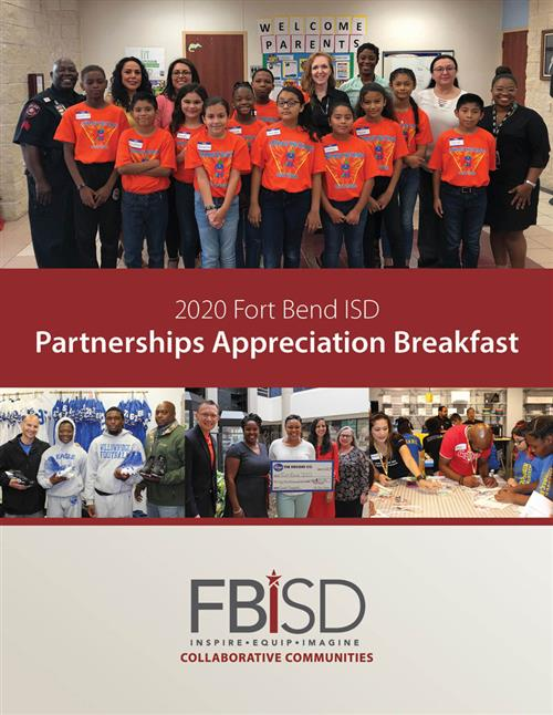 2020 FBISD Partnerships Appreciation Breakfast