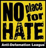 No Place for Hate - Anti-Defamation League Logo