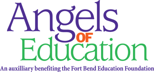 Angels of Education Auxiliary Logo