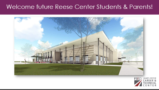 welcome to Reese