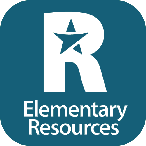 Elementary Resources Icon