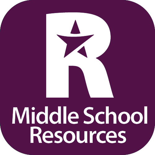 Middle School Resources Icon