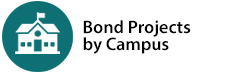 Bond Projects by Campus