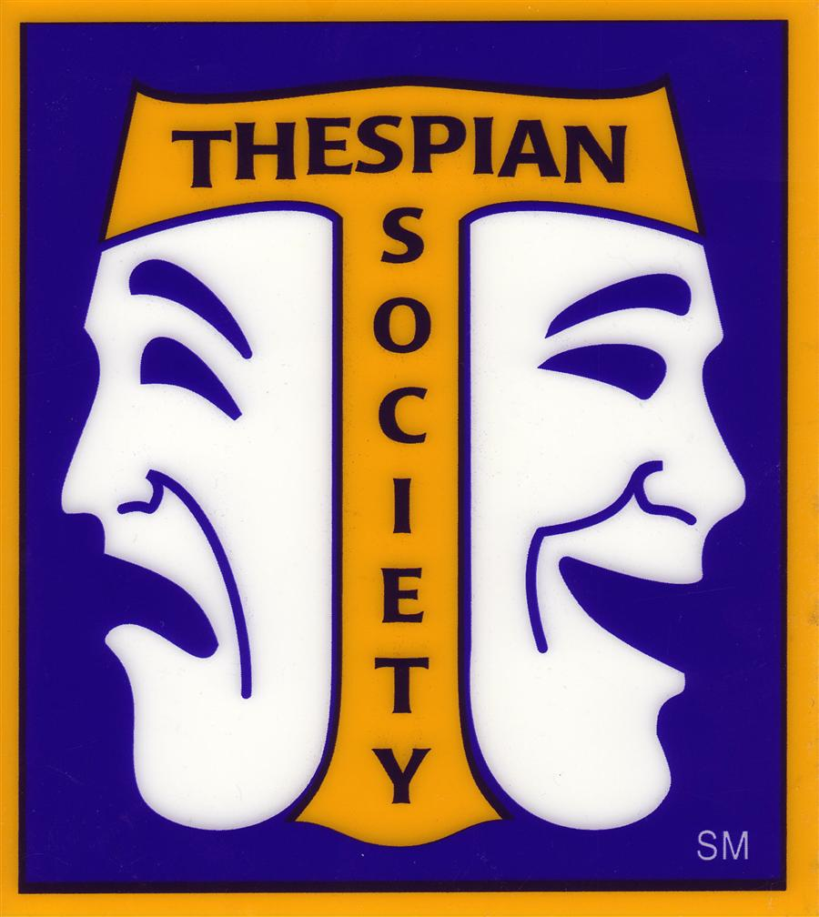 Thespian Society Page