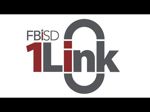 FBISD introduces 1Link, a single sign-in solution