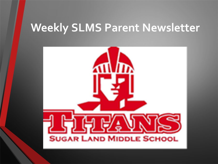 Weekly Titan Newsletter - Week #5 September 14, 2020