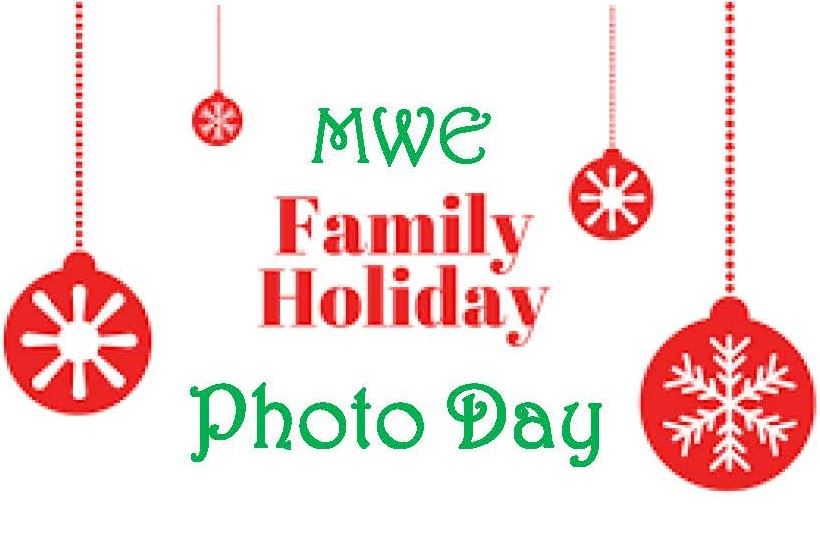 MWE Family Holiday Photo Day