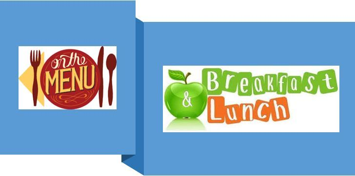 FBISD school lunch menus for breakfast and lunch