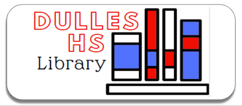 Dulles HS Library Logo