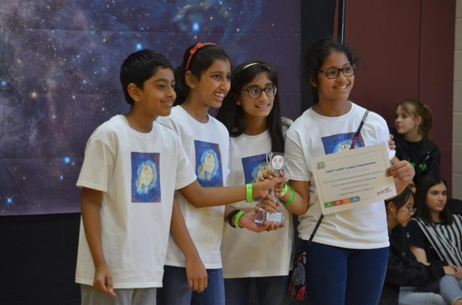 FIRST Lego Robotics Tournament Qualifiers