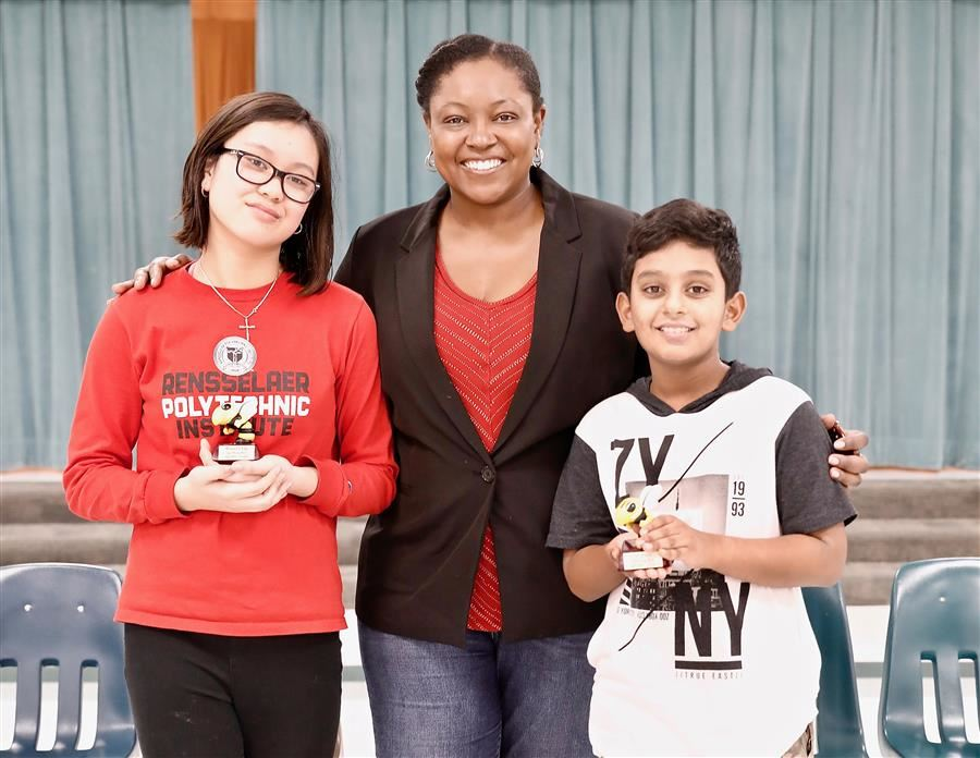 Congratulations to the GT Academy Spelling Bee Champions 2018