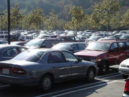 Photo of Student Parking Lot