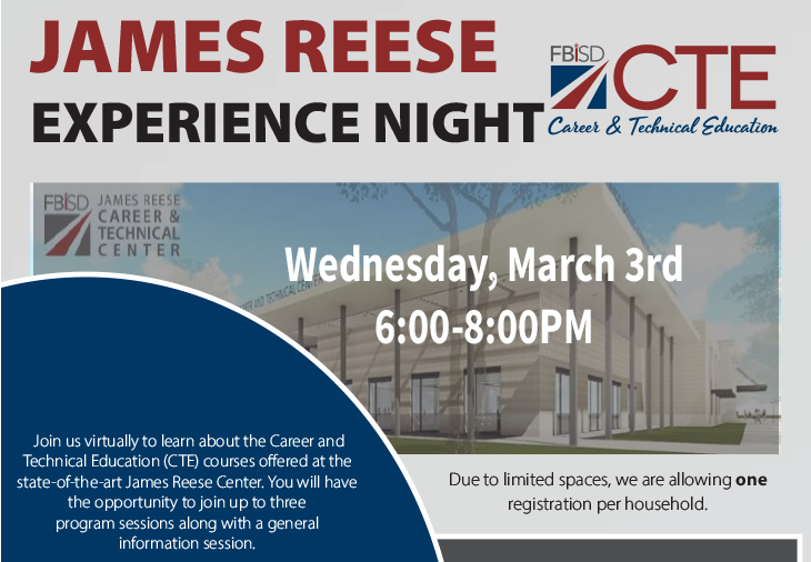 The Reese Experience Night