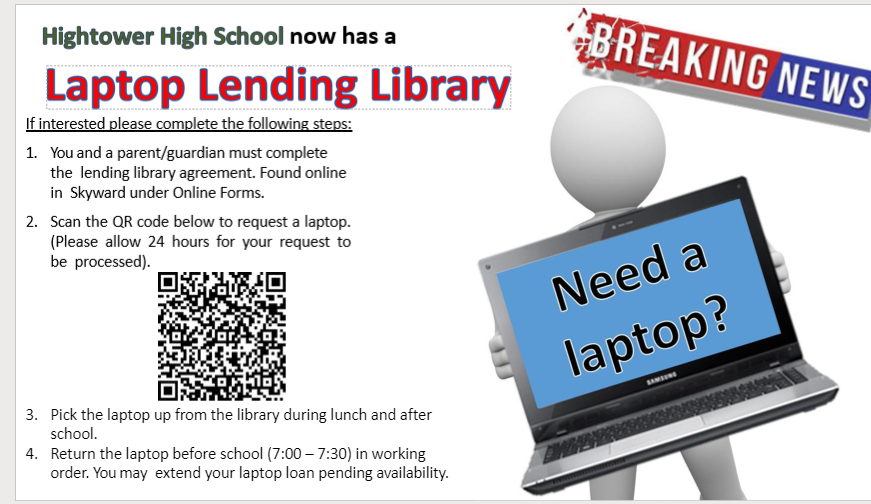 Laptop Lending Library
