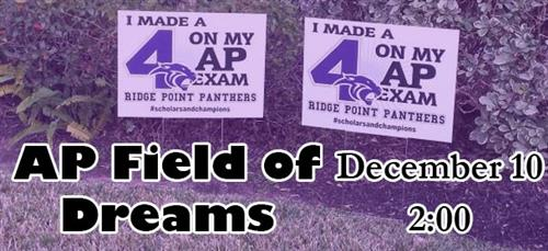 AP Field of Dreams