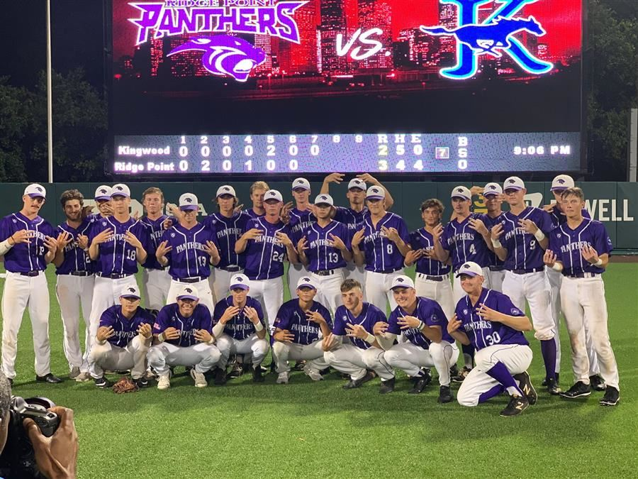 Panther Baseball is Headed to the State Tournament