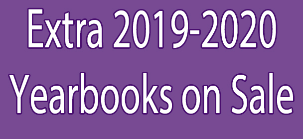 Extra 2019-2020 Yearbooks For Sale