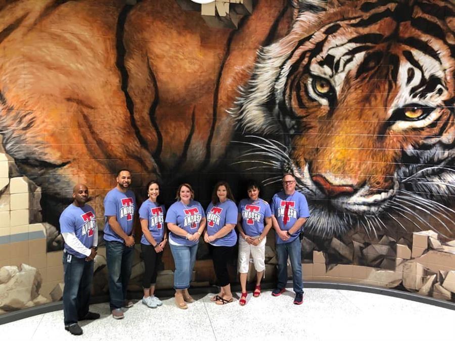 Calendario Tiger 2019.Travis High School Homepage