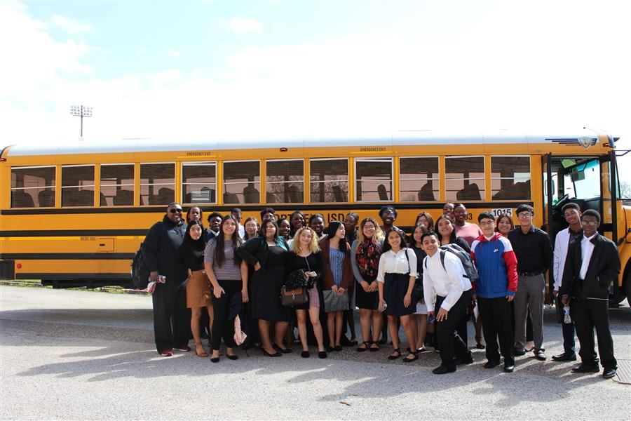 Willowridge Choir competes at UIL Competition