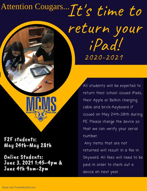 It's Time to Return Your IPad
