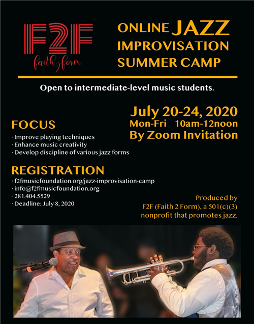 Jazz Summer Camp