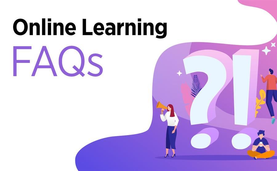 Online Learning FAQs