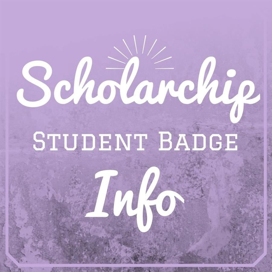 ScholarChip Student ID Badge Info