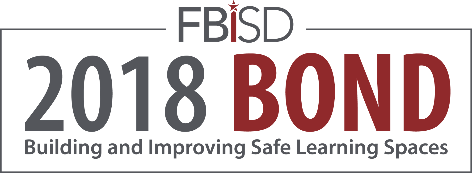 2018 Bond Logo - Building and Improving Safe Learning Spaces