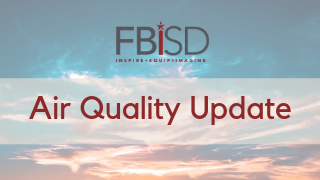 Air Quality Update (3/21/19)
