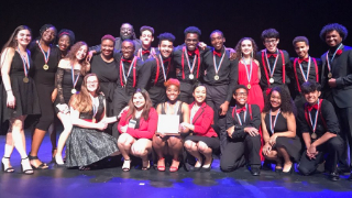 Bush High School's theatre group is state bound! (4/17/19)