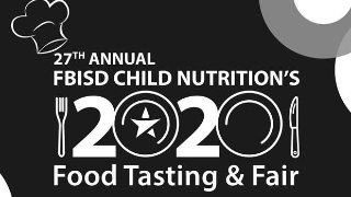 photo with the text Child Nutrition's Food Tasting & Fair