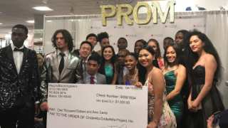 "Fort Bend ISD students take part in ""Say Yes to the Prom"" fashion show (4/23/2019)"