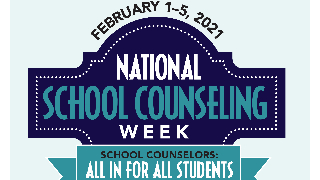 Fort Bend ISD Celebrates National School Counseling Week, Feb. 1–5, 2021 (1/25/2021)