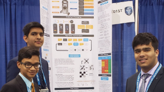 Dulles High School students impress at international science fair (5/22/19)