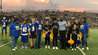 Double win for Elkins High School Knights during Homecoming 2019 (10/8/2019)