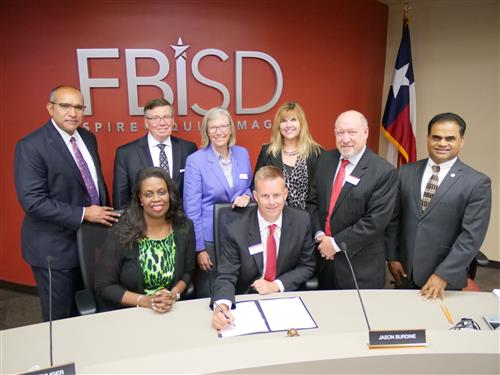 FBISD Board of Trustees call bond election