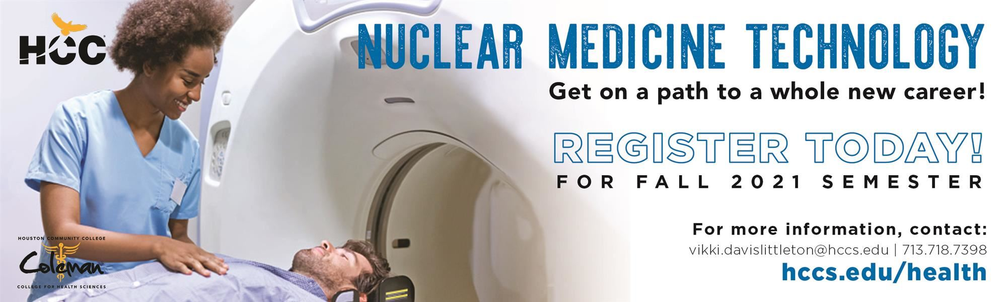 PAID AD: HCC Nuclear Medicine Technology