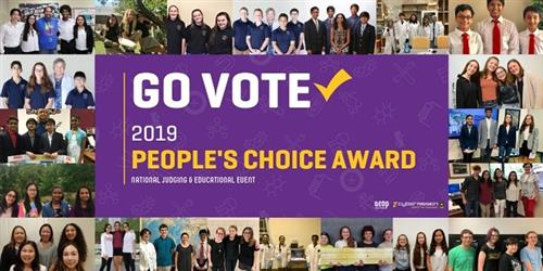 Go Vote 2019 Peoples Choice Award