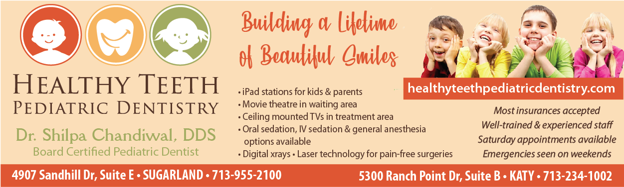 Paid Ad: Healthy Teeth Pediatric Dentistry