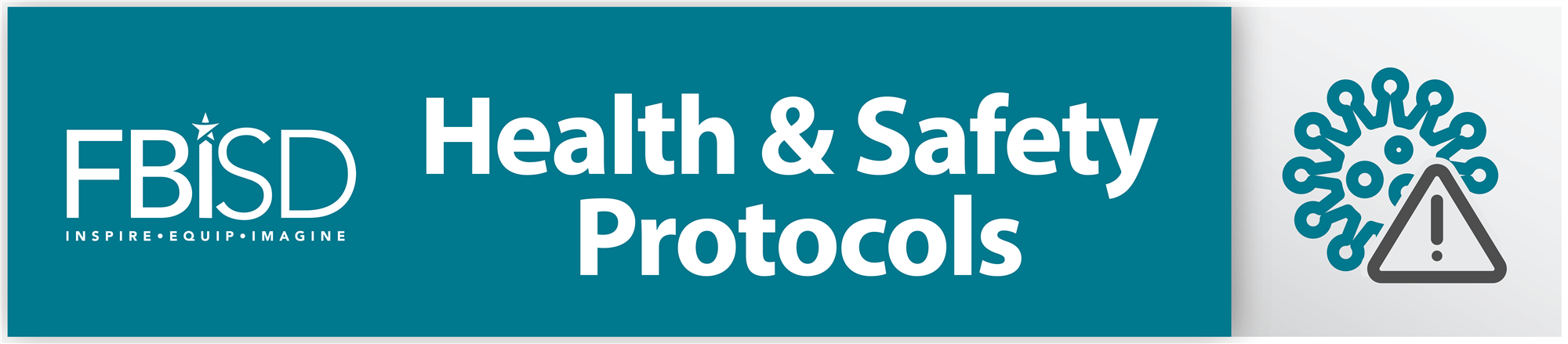 Health and Safety Protocols Button