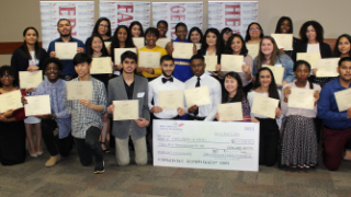 Fort Bend ISD seniors among 2019 Indo-American Charity Foundation scholarship recipients (4/18/2019)