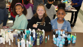 Quail Valley Middle School hosts Day of Service event, teaching students true meaning of servant leadership (1/18/2019)