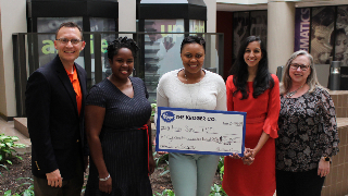 Fort Bend ISD receives more than $39,000 from Kroger's Backpack Boosters Initiative (11/7/2019)