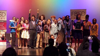 Fort Bend ISD Middle School One-Act Play winners headed to Bi-district Contest (11/11/2019)
