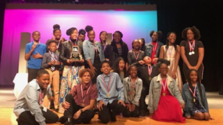 Missouri City Middle School theatre wins bi-district One Act Play contest (11/18/2019)