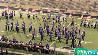 Fort Bend ISD high school marching bands earn top ratings at 2019 5A-6A UIL Region Marching Contest  (10/28/2019)