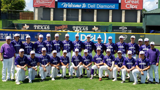 2019 Ridge Point High School Baseball Team Photo