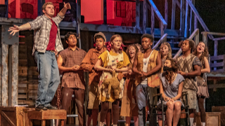 Ridge Point High School's Theatre Group to perform at annual Texas Thespian Festival, Nov. 22 (11/12/19)