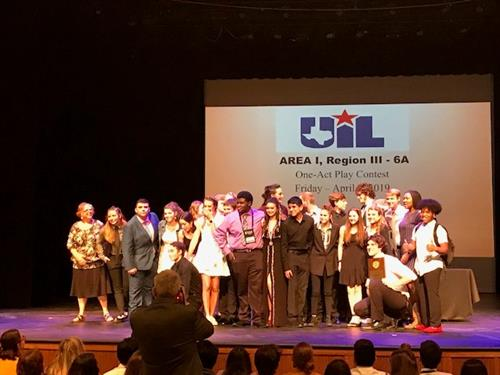 Ridge Point 2019 UIL One-Act Play