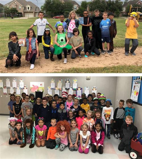 Scanlan Oaks Elementary students take visible stand against
